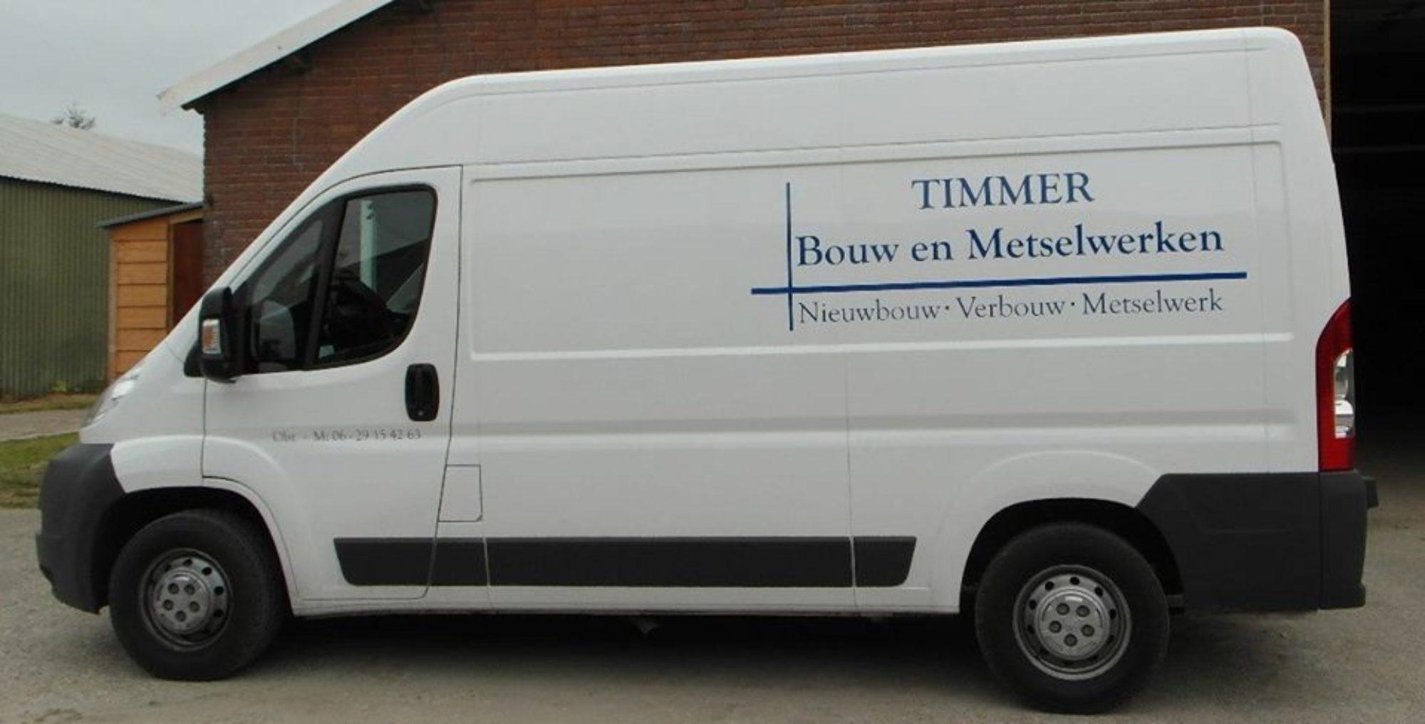 Timmer Bouw en Metselwerken